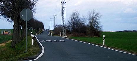 Autobahnzubringer