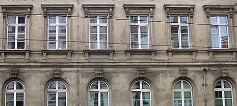 Fassadenmessung